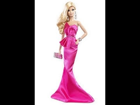 INBOX 1.MUÑECA BARBIE DE COLECCION 2014,BARBIE DOLL COLLECTION 2014