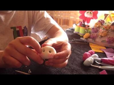 Muñecos Soft. adornos para tortas c palitos brochet 2.3 proyecto 28