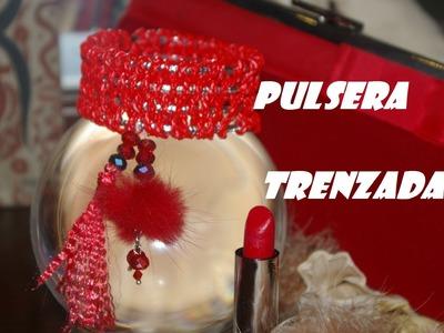 PULSERA TRENZADA