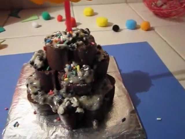 Receta Fácil: Mini Cake Chocorrol sin hornear hecho con ChOCOROLES