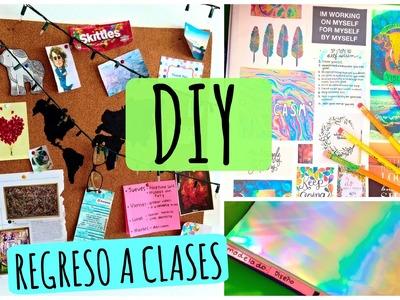 Regreso a clases | DIY manualidades faciles!