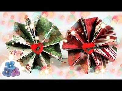 Adornos Navideños 2015: Molinos de Papel - Adornos de Navidad  Caseros Manualidades Pintura Facil
