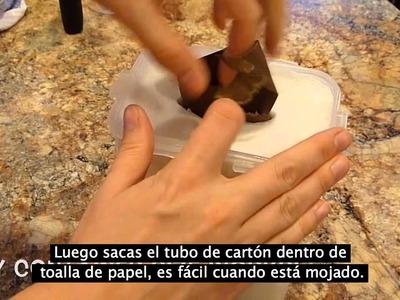 Toallitas húmedas para limpiar hechas en casa