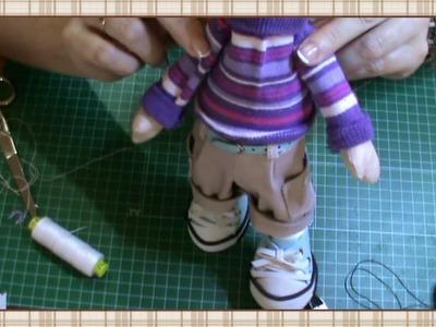 Tutorial: Jersey muñeco Pepito