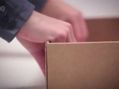 Cajas para pasteles y tartas grandes - Vídeo de montaje ref. 3300 SelfPackaging