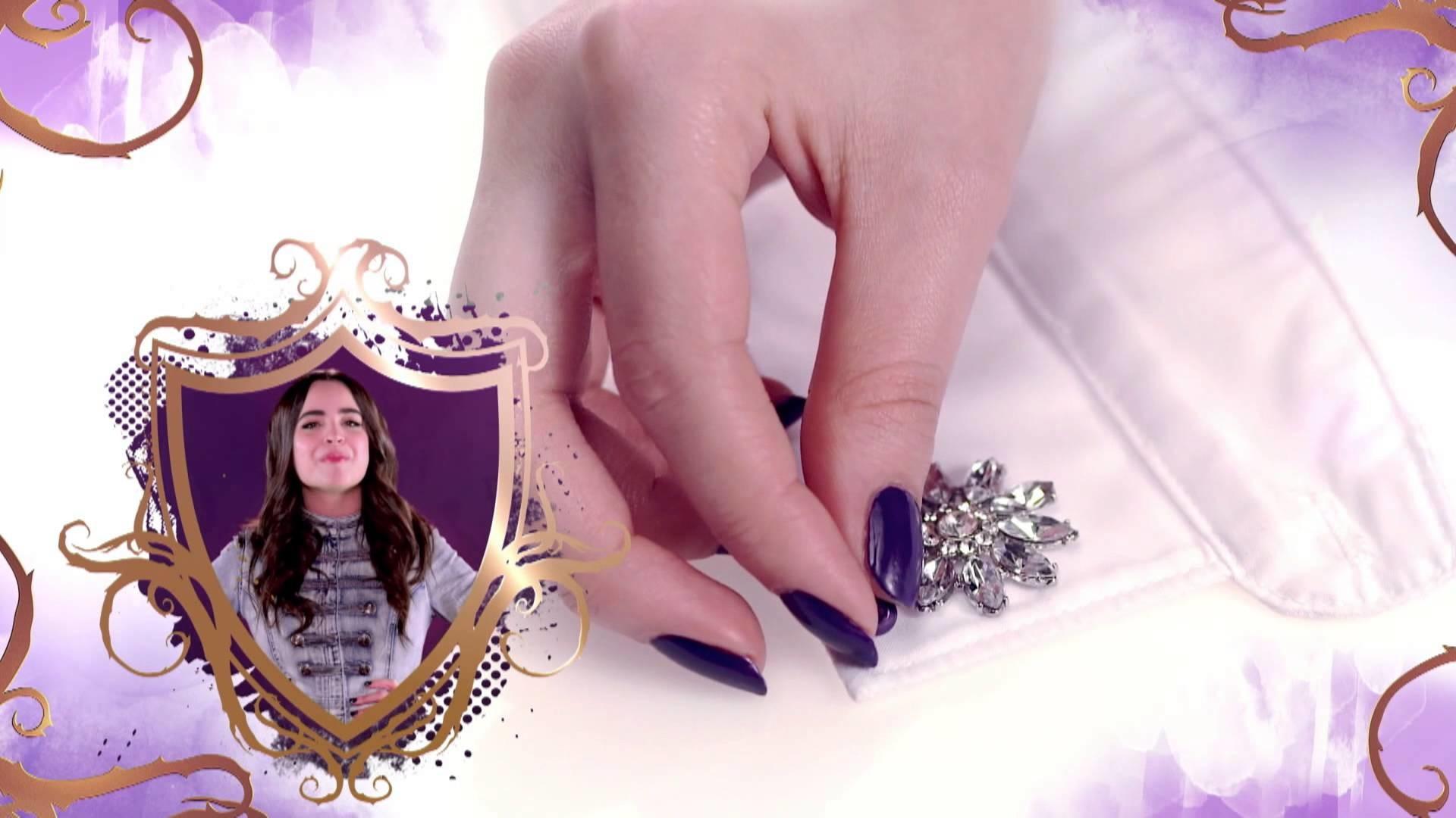 Disney Channel España   DIY Tutorial: Do It Yourself - Collar