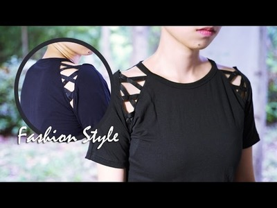 DIY: Personaliza Tu Crop Top | Akari Beauty