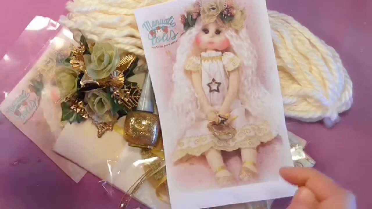 Kit lolita de navidad , manualilolis video- 106