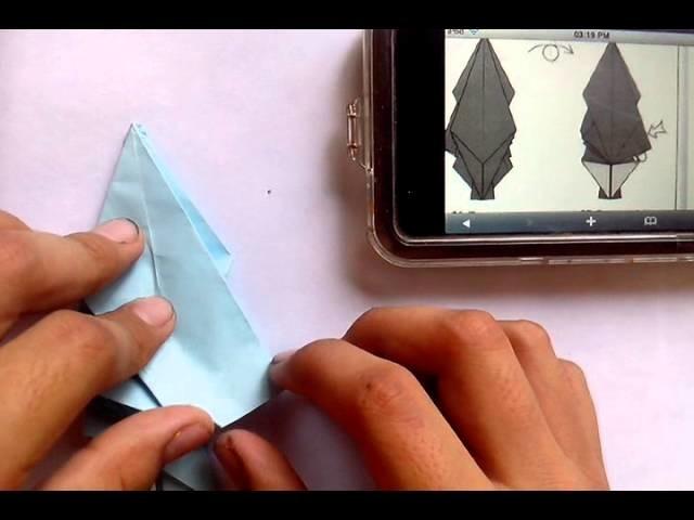 Origami Scorpion - (Robert.J.Lang)(2.3)