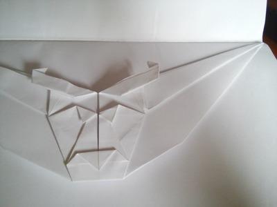 Cara de toro de origami - Scorpion 2.4
