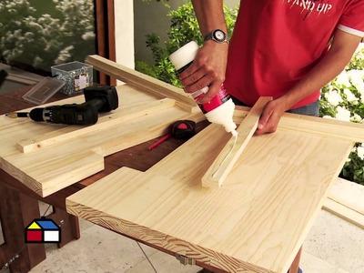 ¿Cómo construir un living de terraza?