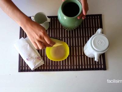 Cómo limpiar la cerámica con amoniaco y detergente | facilisimo.com
