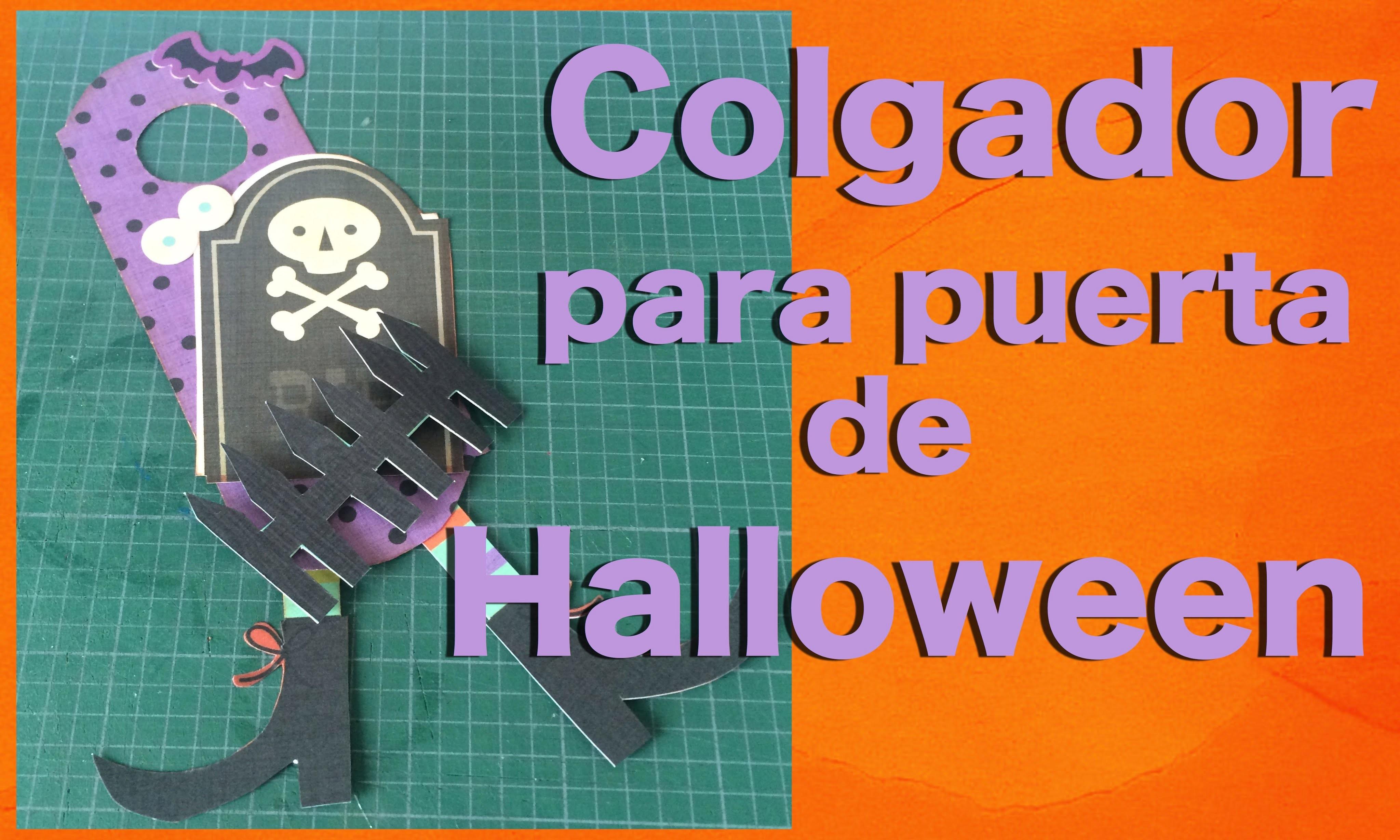 Decora puertas de halloween