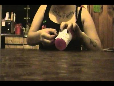 DIY - Decorar medias de Nylon