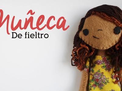 Muñeca de Fieltro || Toda Ocasión ||