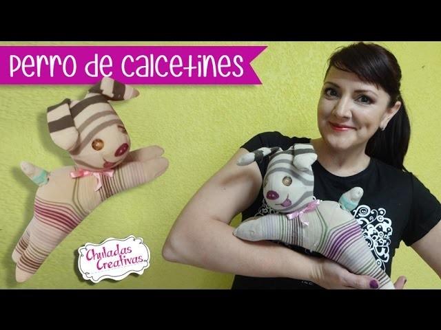 Perro de Calcetín :: Chuladas Creativas :: Ideas con Calcetines