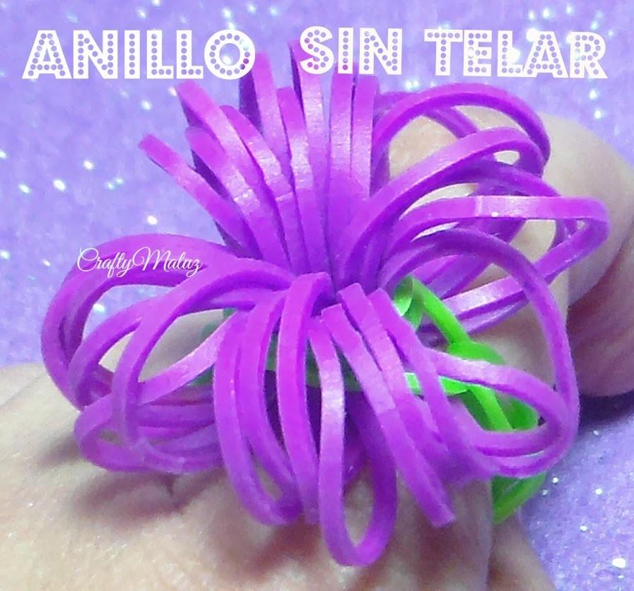 Tutoriales: Anillo De Gomitas Y Adornos Para Lápices(SIN TELAR) | No Loom Pencil Topper Tutorial