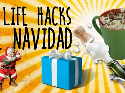 3 life hacks de Navidad - Trucos Navideños