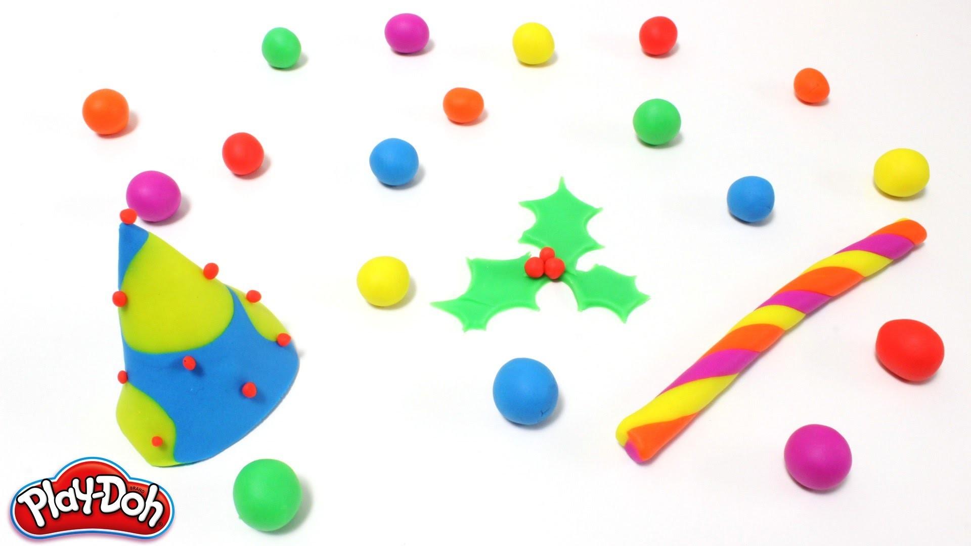 Año Nuevo de plastilina con Play Doh (Hellokids)