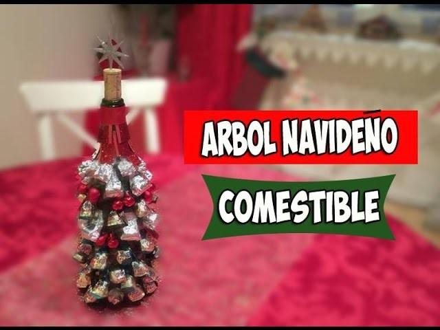 Arbolito navideño comestible. Edible Christmas tree EcoDaisy