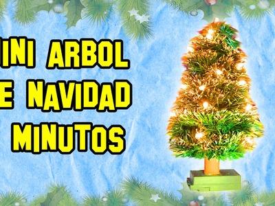 Como Hacer un Árbol de Navidad | How to Make a Christmas Tree