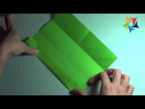 Curso de Papiroflexia [Origami] Cómo hacer un sofá de papel