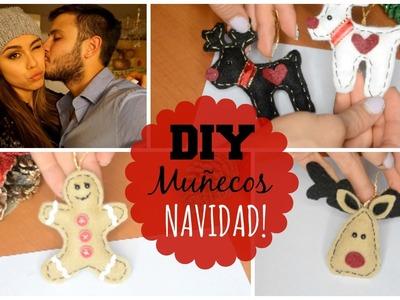 DIY Muñecos de Navidad! - Pautips