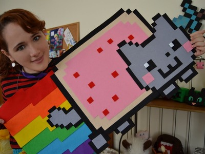 ♥¡Nia´s Crafting!♥ - ¡NYAN CAT!