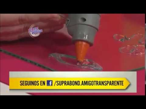 Martín Muñoz nos enseña nuevas técnicas con HotMelt