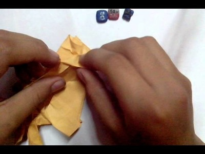 Origami Mammuthus Primigenius(Satoshi Kamiya)(2.3)