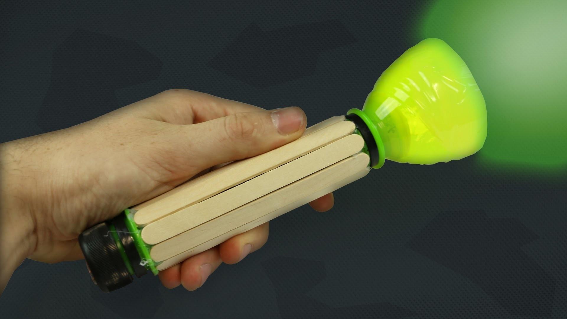 Como hacer una linterna casera f cil de hacer - Como hacer una mosquitera casera ...