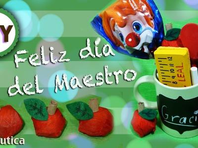 DIY: Regalitos para el Dia del Maestro!!!