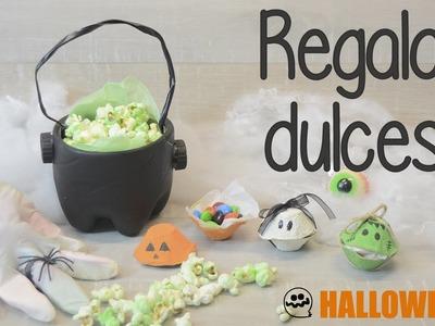 Este Halloween regala dulces