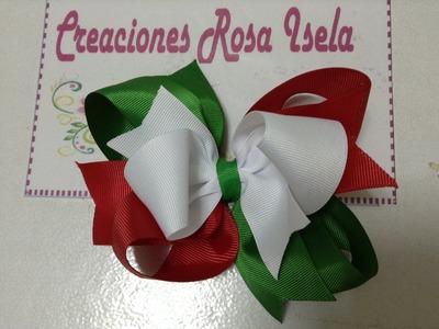 Moño tricolor mexicano 6