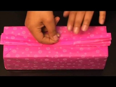 Los Secretos de un empaque, ¿Como empacar un regalo? vea el paso a paso