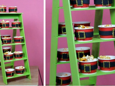 Navidad DIY. Mesa de dulces para navidad - Hablobajito