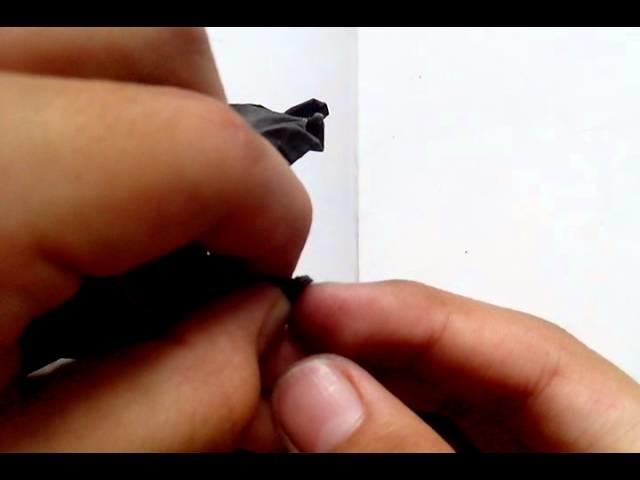 Origami Tarántula - (Robert.J.Lang)(3.3)