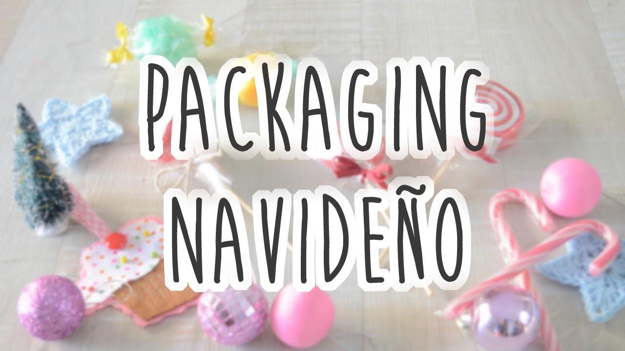 Packaging Navideño Fácil