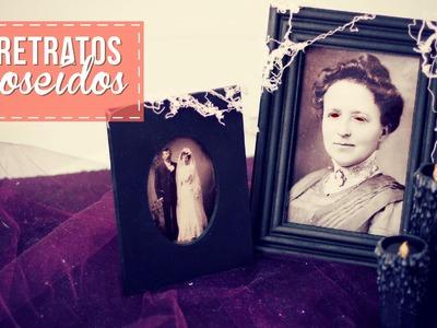 Retratos poseídos para decorar!