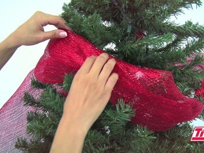 Todo es más fácil con TÍA (Cómo decorar tu árbol de Navidad)