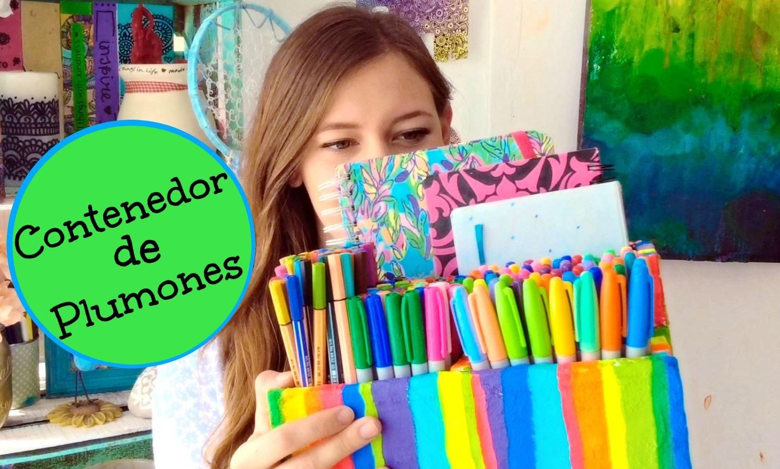 Contenedor! Organiza tu cuarto ♡ DIY