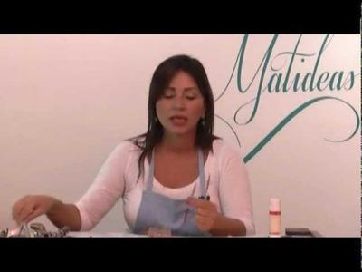 MATIDEAS - COMO HACER DIJES Part 02
