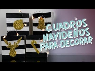 NAVIDAD IDEAS. Ideas DIY para decorar en Navidad