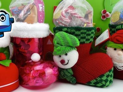 4 Botas de Navidad para Regalar - Especial Navidad 2014