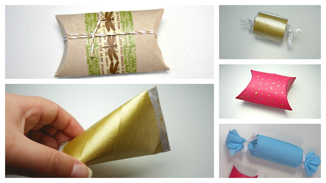 5 Ideas para reciclar tubos de papel higiénico | Reciclaje | Mundo@Party