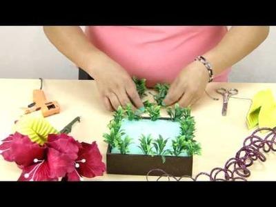Arreglo Feng Shui Centro de Mesa para Bodas Orquídeas