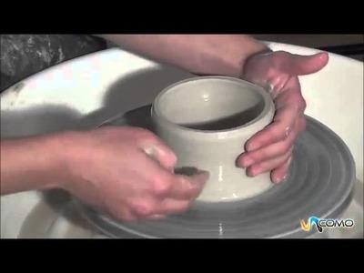 Cómo hacer un plato de barro - Curso cerámica