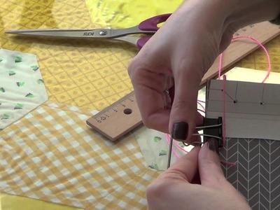 DIY - Encuadernación Japonesa - Caja Winterwonder- Crealoo