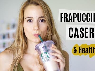 DIY Frapuccinos caseros versión healthy | estilo Starbucks