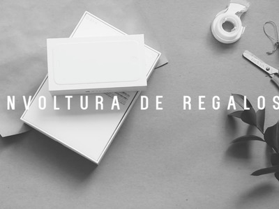 ENVOLTURAS FÁCILES PARA NAVIDAD | Da Brunettes
